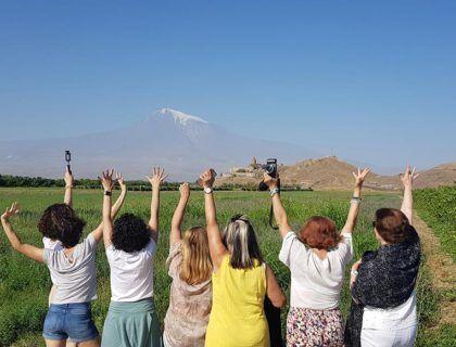 viajar sola en grupo, viajar sola, agencia viajes mujeres