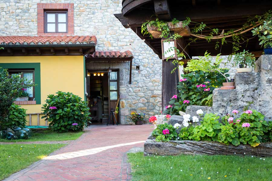 hoteles con encanto, hoteles pequeños, viajes a Asturias