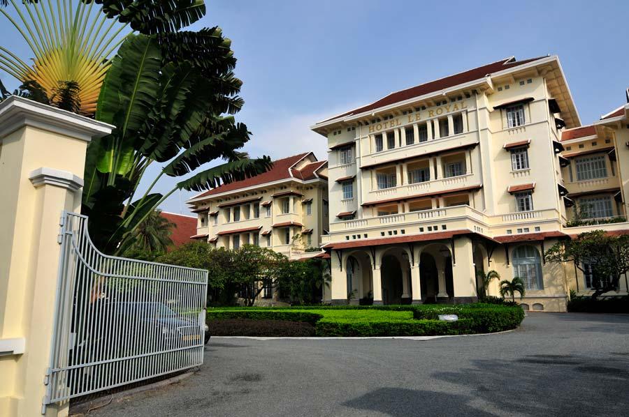 Hotel Raffles Le Royal de Phnom Penh
