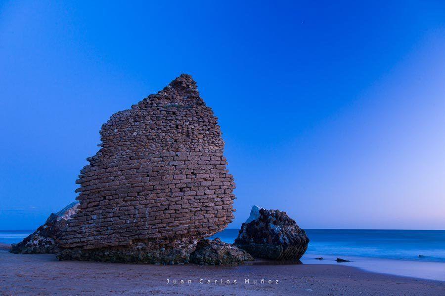 playa, costa Huelva, torre del loro