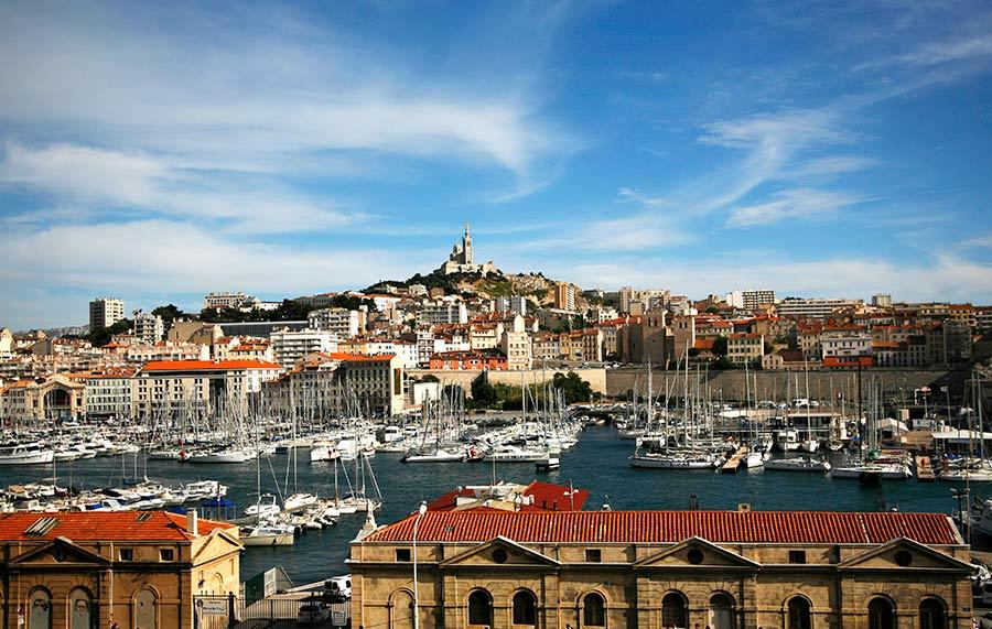 viaje Marsella, puerto Marsella, viaje mujeres