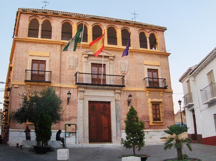 palacio Beniel, fundacion maria zambrano, veloz malaga