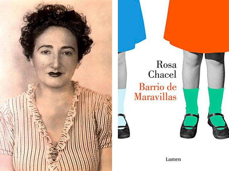 Rosa Chacel, barrio de las maravillas, ruta escritoras