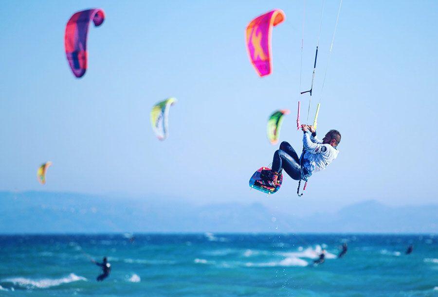 kitesurf tarifa, viaje amigas, surf tarifa,