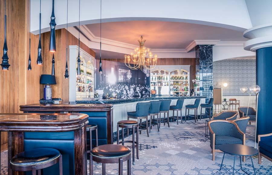 bar, Mercure San Sebastian Monte Igueldo