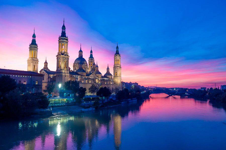 catedral Zaragoza, maria moliner, ruta escritoras