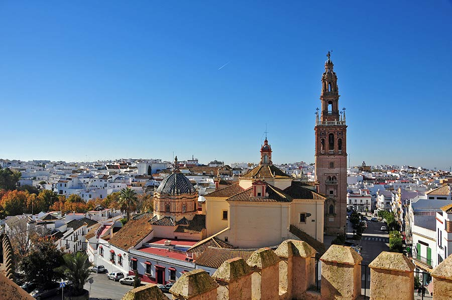 carmona, giraldilla, iglesia San Pedro, viaje sevilla, excursiones