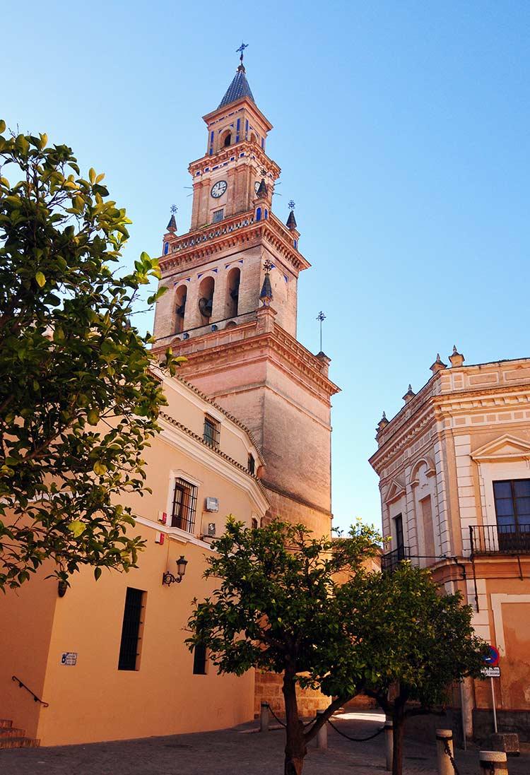 iglesia asuncion, carmona, excursion sevilla