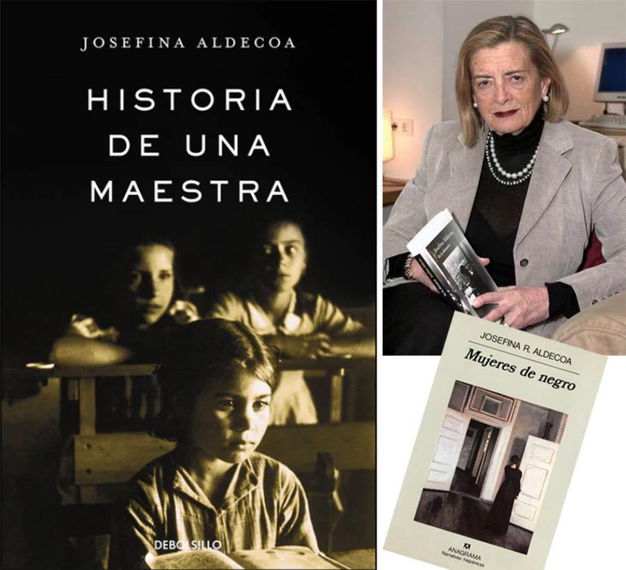 josefina aldecoa, escritora siglo XX, mujeres espanolas