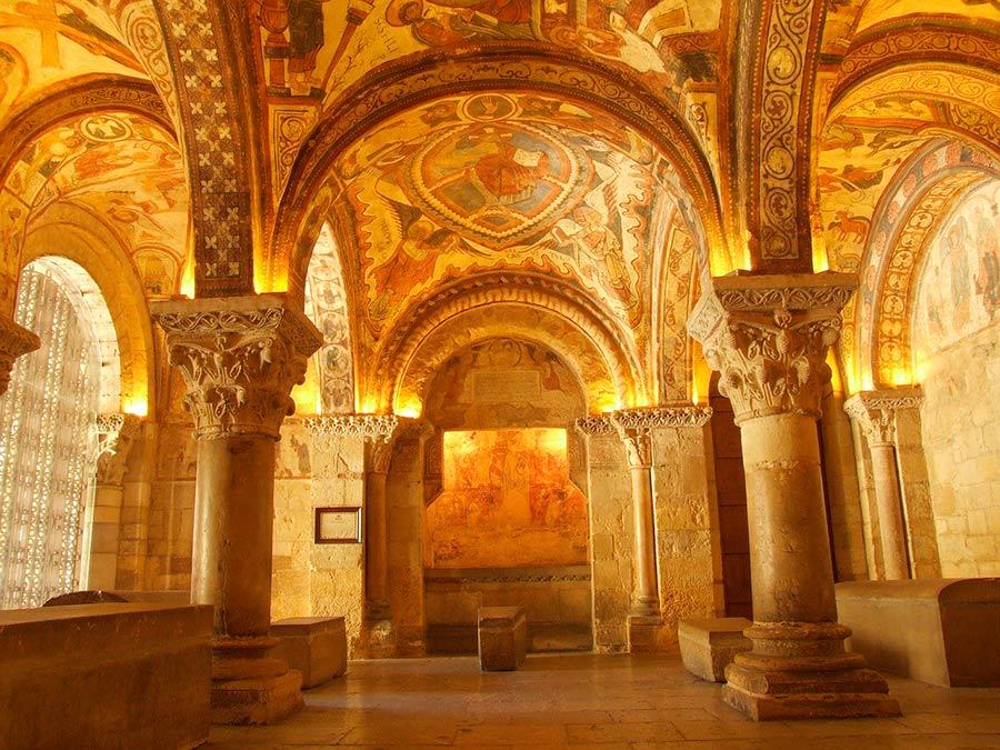 iglesia de san isidoro, Leon, visitas
