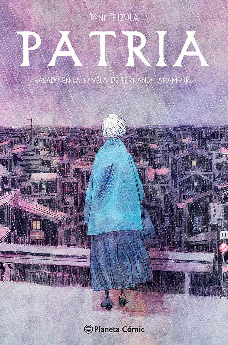 patria, Aramburu, novela grafica, libros verano 2020