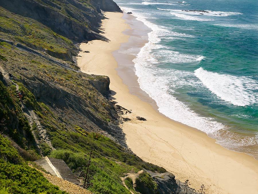 Playa de Carriagem algarve