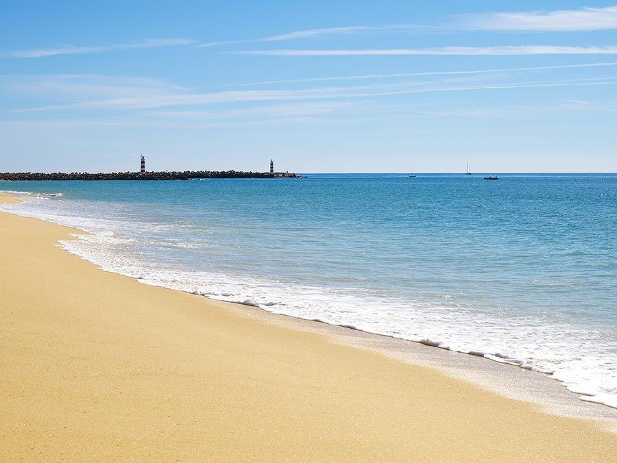 deserta playas del Algarve