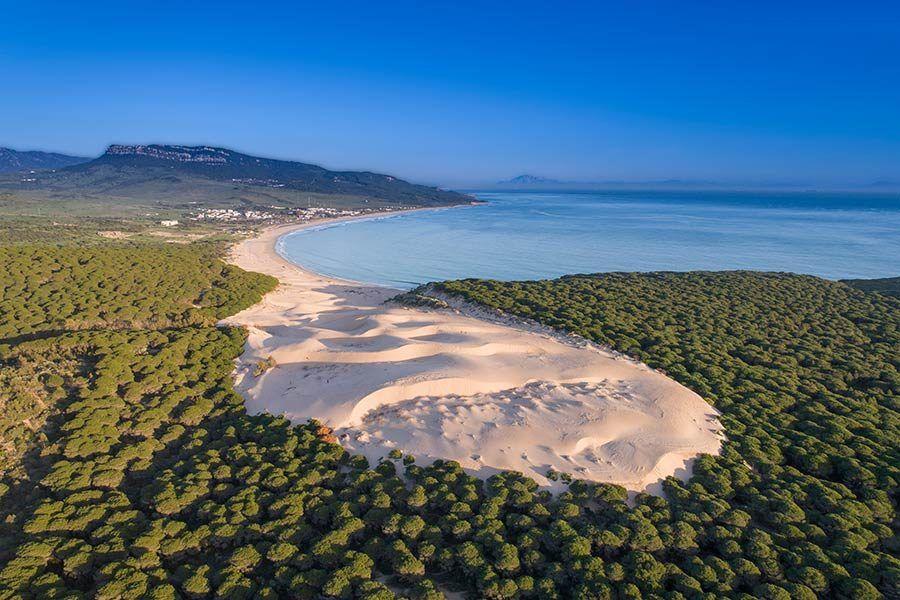 playa bolonia, viaje con amigas, playas tarifa