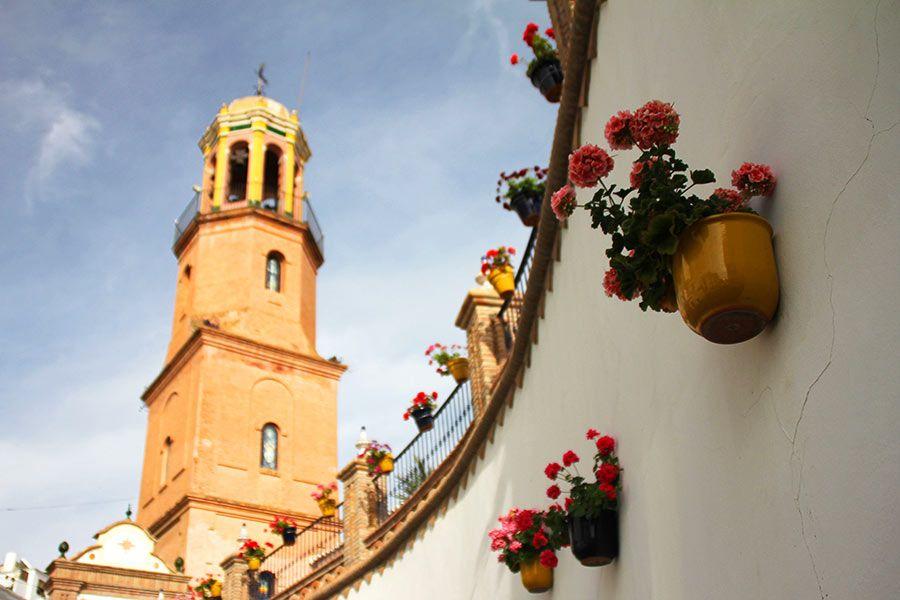Visita Cómpeta en la comarca de la Axarquía