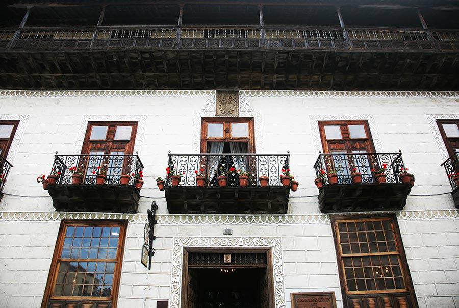 casa de los balcones, viaje Tenerife, la orotava, viajar sola