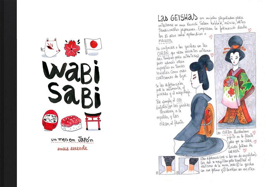 libro de Japón, Wabi Sabi, cultura japonesa