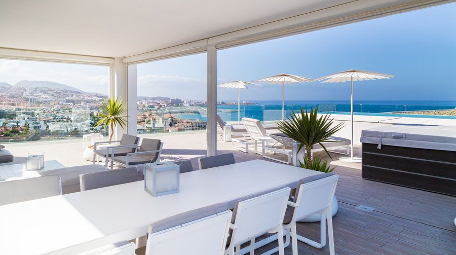 hoteles de lujo, viajes a Tenerife, viajes en familia