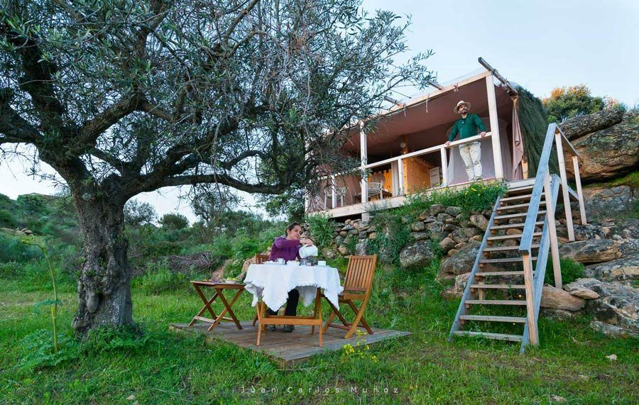 Star Camp, Faia Brava, rutas portugal