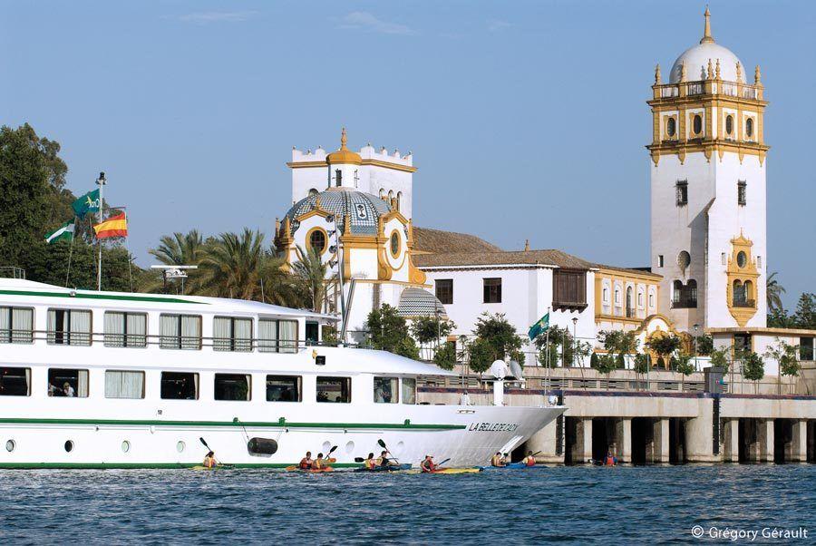 Belle de Cadix, crucero guadalquivir