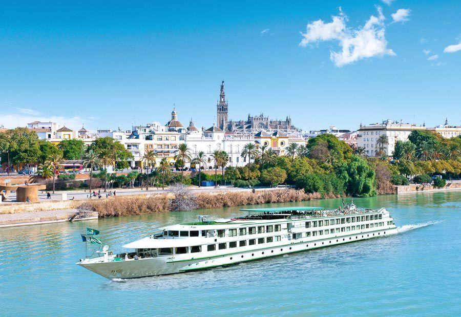 crucero fluvial, Guadalquivir, crucero sevilla