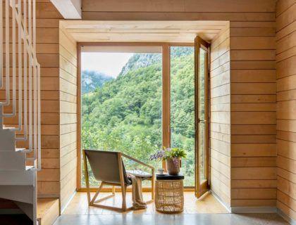 tierra del agua, hotel Asturias