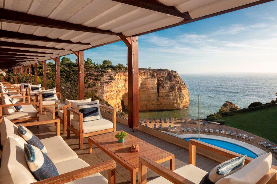 viajes al Algarve, escapada a Portugal, hoteles de lujo