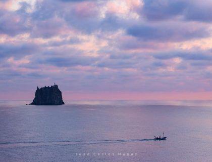 Strombolicchio, islas eolias, islas Italia, viajes mujeres