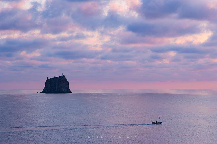 Strombolicchio islas eolias