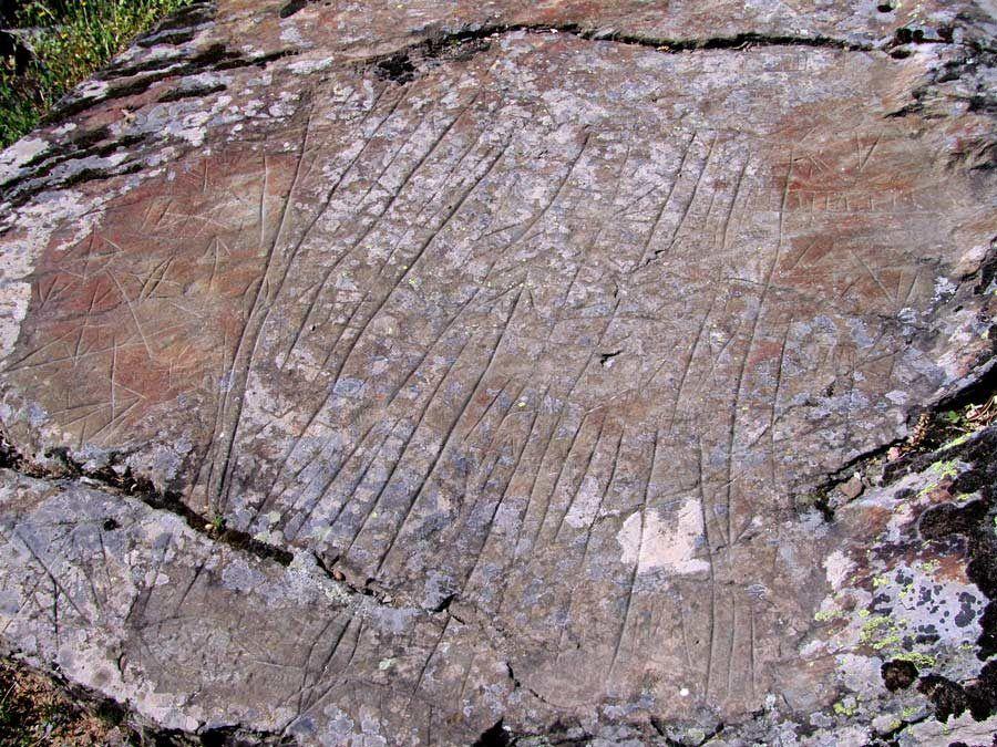 Las Hurdes, petroglifos