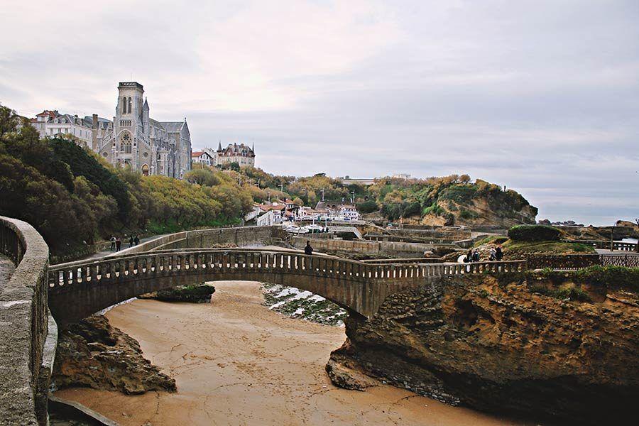 biarritz, caravanas, ruta espana, viajes en coche