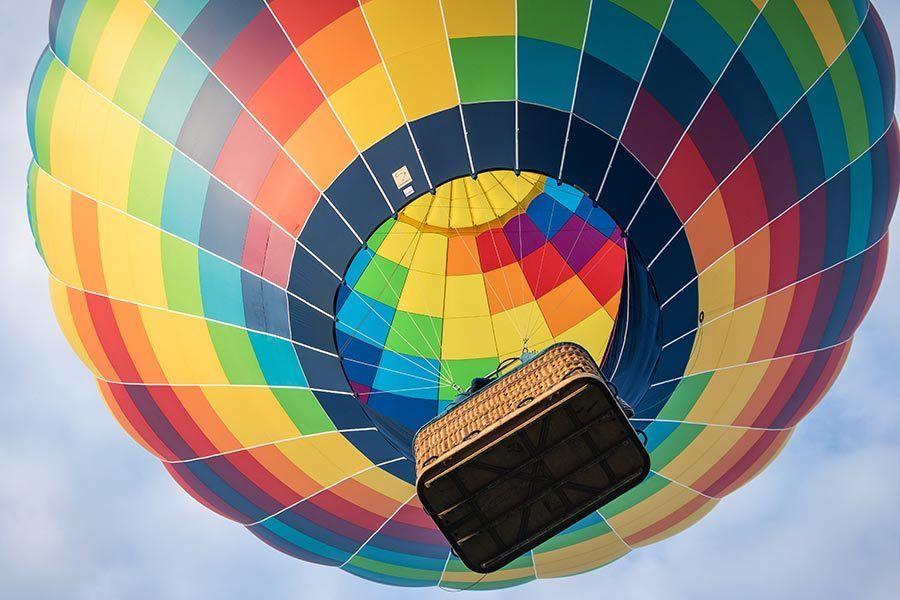 vuelo globo Segovia, experiencias globo, regalos viajeros