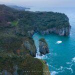 cueva pindal, asturias, playas Llanes