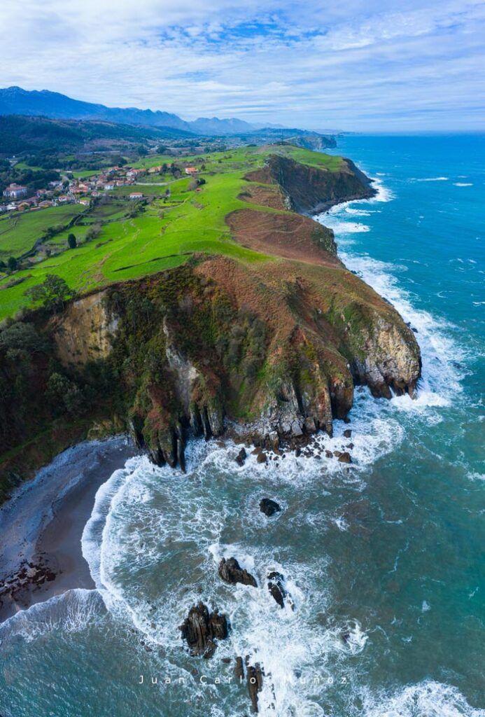 Pendueles, asturias, playas