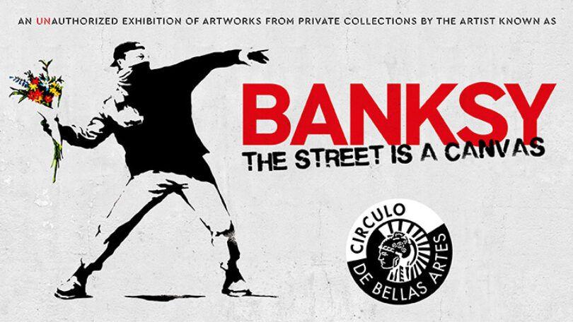 exposicion banksy en madrid
