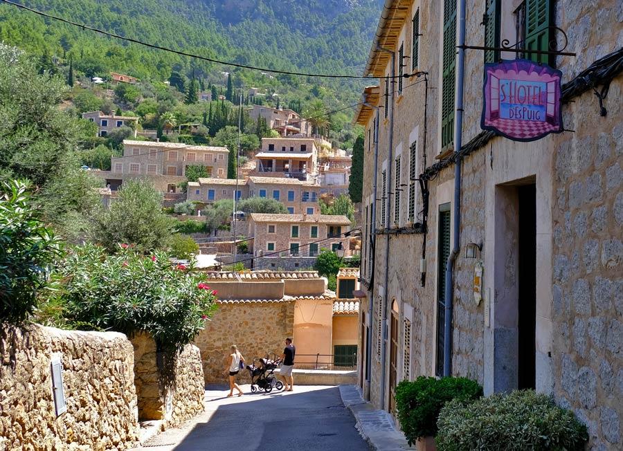hotel des Puig, hoteles historicos de mallorca
