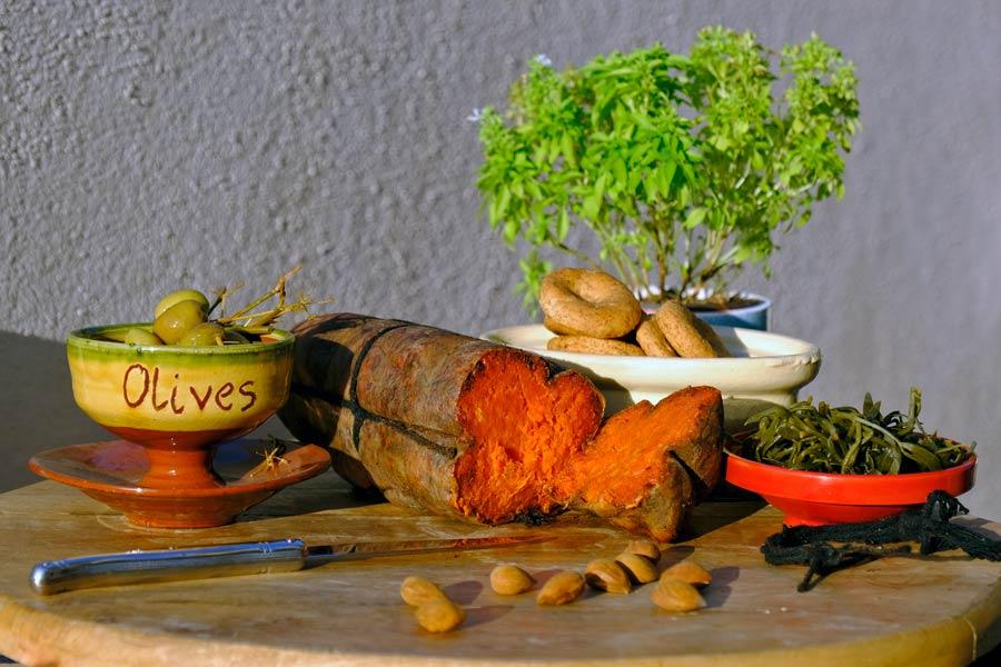 sobrasada Mallorca, que comer en mallorca