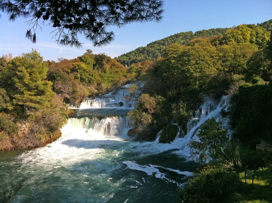 Parque Nacional de Krka, viaje, croacia