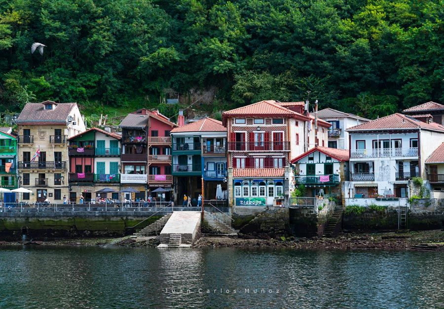 pasaia san juan, viaje Euskadi