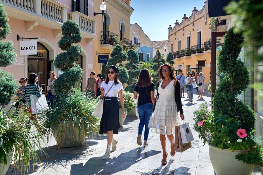 compras en barcelona, la Roca Village, planes con amigas, Barcelona con amigas