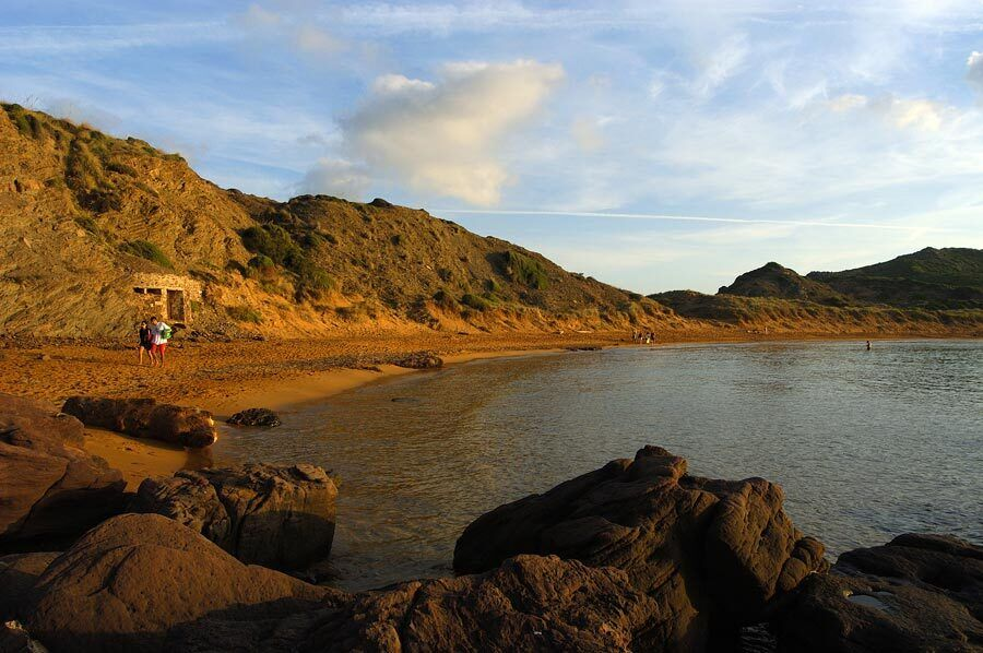 Cala Cavalleria, playas, menorca, calas, viajes