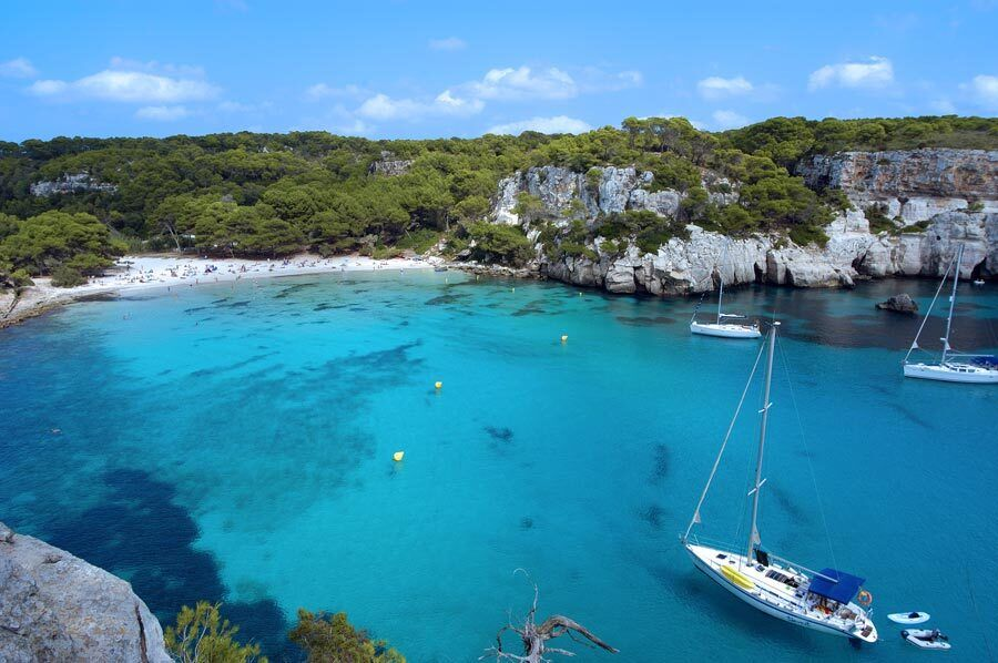 Cala Macarella, playas, menorca, calas, viajes