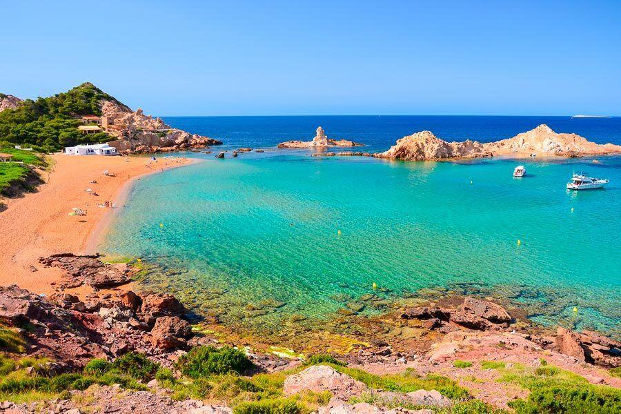 Cala Pregonda, playas, menorca, calas, viajes