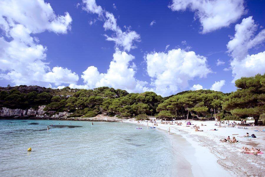 son Saura, playas, menorca, calas, viajes