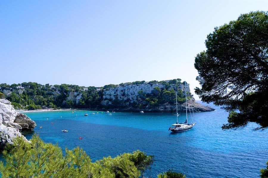 Cala Galdana, playas, menorca, calas, viajes
