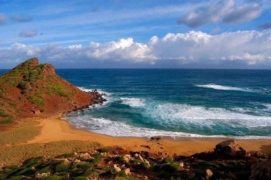 Cala Pilar, playas, menorca, calas, viajes