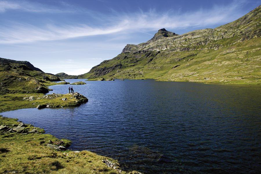 El lago de Liat