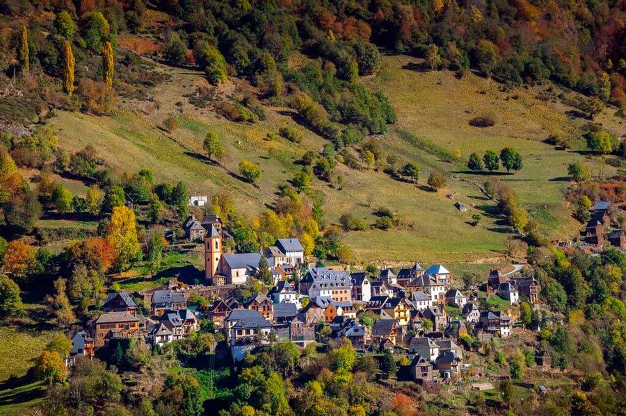 pueblo valle aran