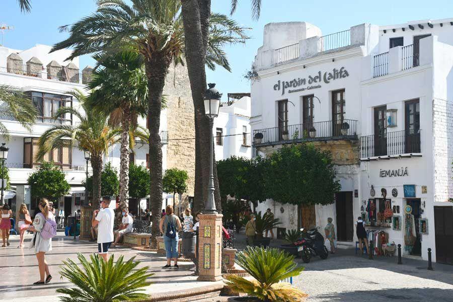 escapada a Vejer, pueblos blancos de Andalucía, escapada en familia a Cádiz