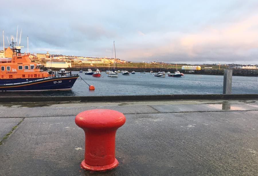 Portrush, irlanda